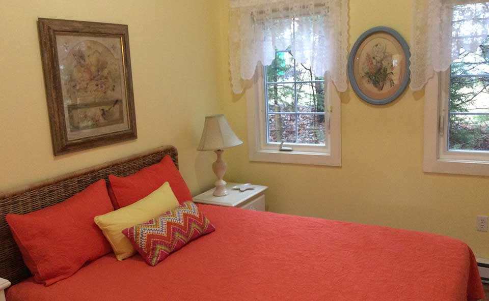 Rose second bedroom